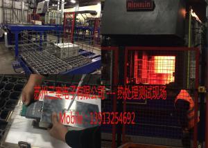 高温热处理---炉温跟踪仪测试