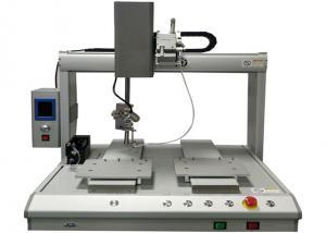 五轴单头自动焊锡机